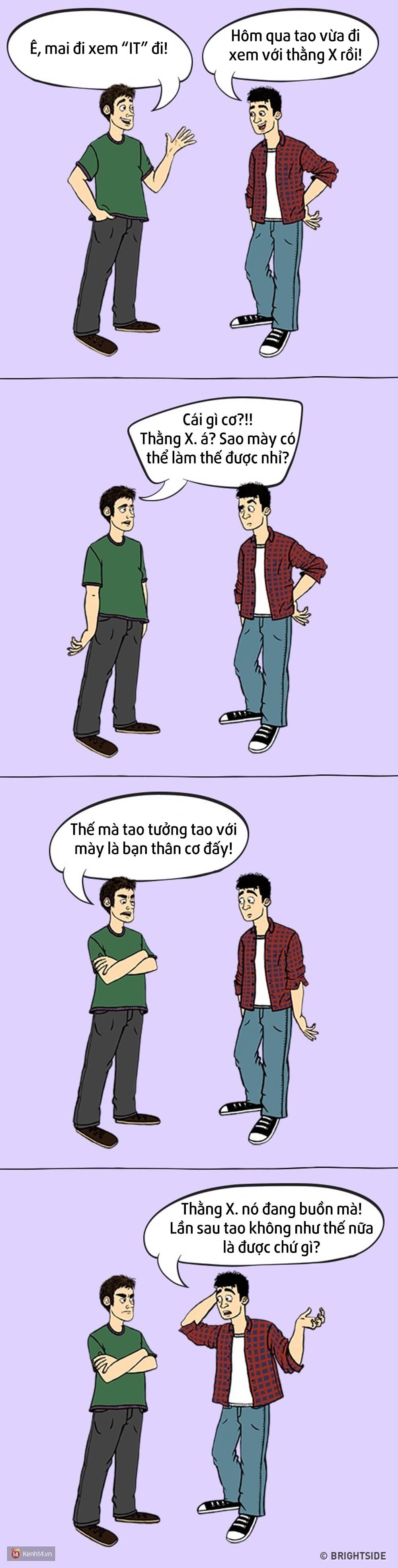 Nếu có bạn thân, bạn chắc chắn sẽ hiểu 10 tình huống sau - Ảnh 5.