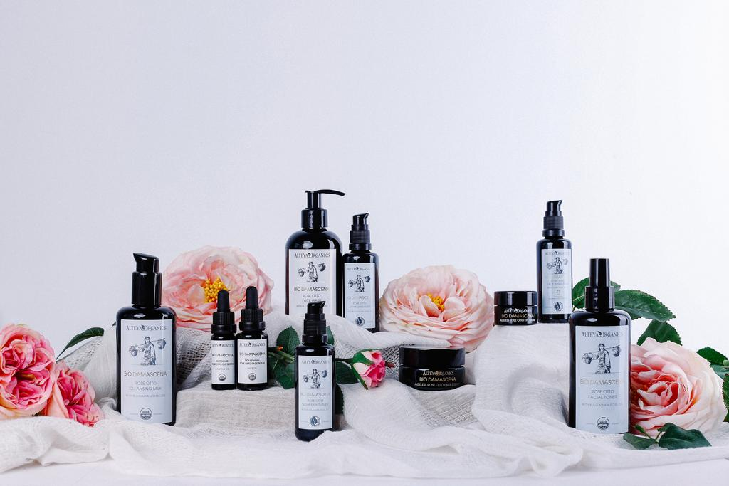 Alteya Organics ra mắt dòng sản phẩm chăm sóc da hữu cơ chiết xuất từ tinh dầu hoa hồng Bulgaria tại Việt Nam