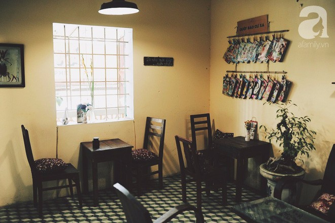 Có một quán cafe trong khu tập thể cũ, khiến ta yêu hơn những ngày Hà Nội thật là thu - Ảnh 16.