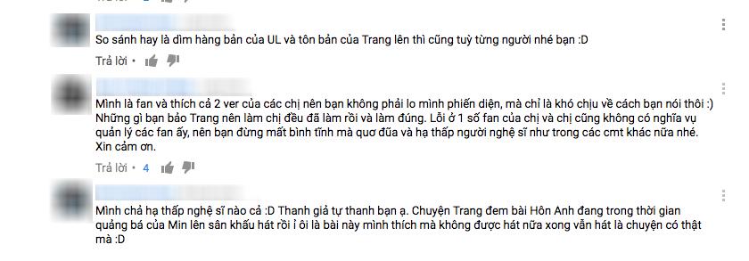 Fan tranh cãi gay gắt khi ca khúc mới của Uyên Linh bị đặt lên bàn cân so sánh với bản gốc của nhạc sĩ Indie - Ảnh 4.