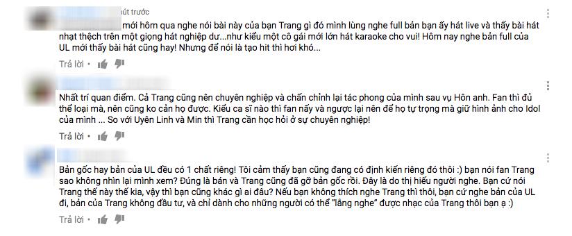 Fan tranh cãi gay gắt khi ca khúc mới của Uyên Linh bị đặt lên bàn cân so sánh với bản gốc của nhạc sĩ Indie - Ảnh 2.