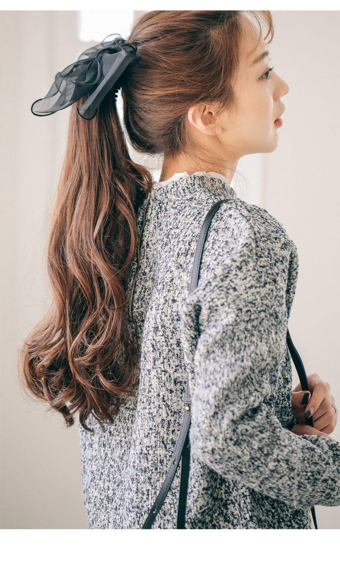 Lười chăm sóc tóc thì nên để kiểu tóc xoăn nào cho hợp?