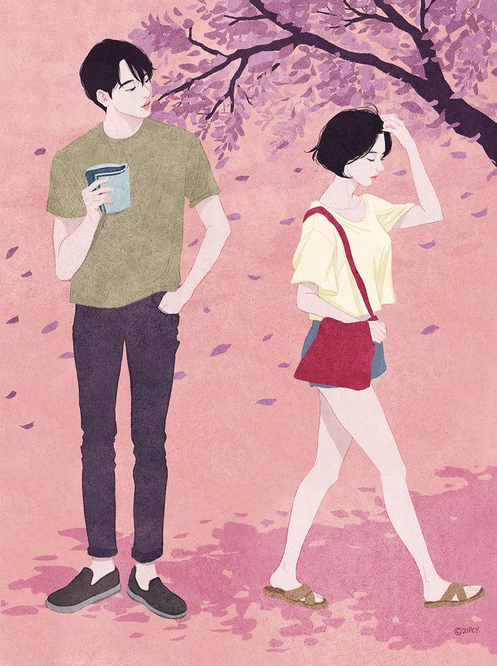 Hà Mi ban đầu quyết tâm không tha thứ cho Linh, nhưng cuối cùng cô cũng biết bí mật của anh...