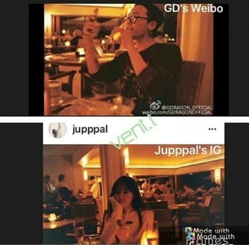 Không chịu thừa nhận tình cảm, G-Dragon và cựu thành viên After School bị tung loạt bằng chứng hẹn hò - Ảnh 5.