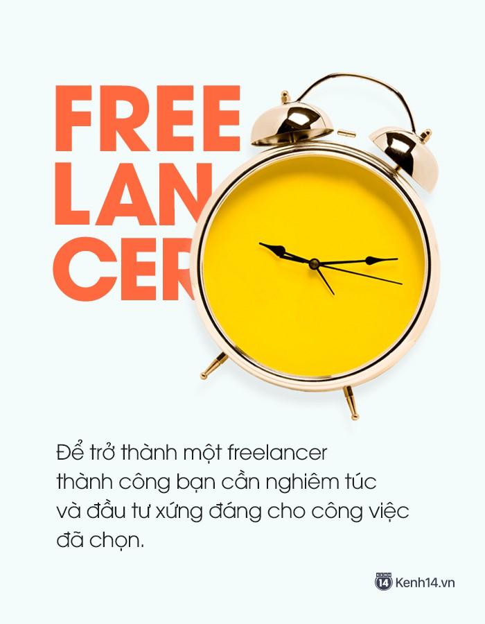 Làm sao để sống với nghề Freelance?
