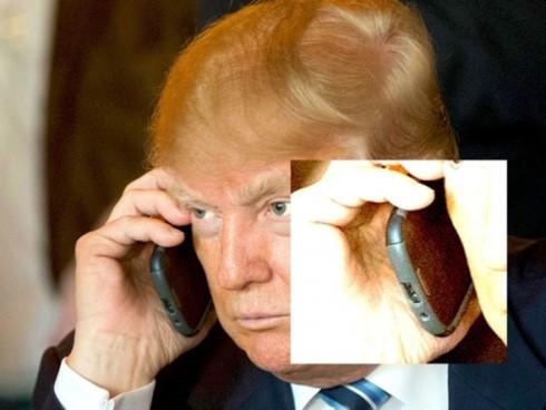 Điều ít biết về chiếc Iphone siêu bảo mật của Tổng thống Mỹ Trump