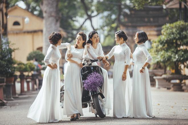 Bộ ảnh kỷ niệm 20 năm hội bạn thân Hà Nội sẽ khiến ta thầm mong một tình bạn như thế - Ảnh 15.