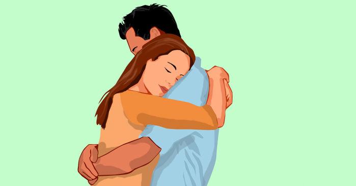 Kiểu ôm yêu thích tiết lộ bạn sẽ là người như thế nào khi bước vào tình yêu