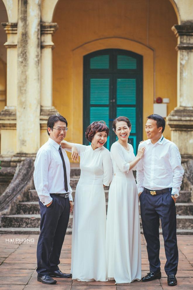 Bộ ảnh kỷ niệm 20 năm hội bạn thân Hà Nội sẽ khiến ta thầm mong một tình bạn như thế - Ảnh 5.