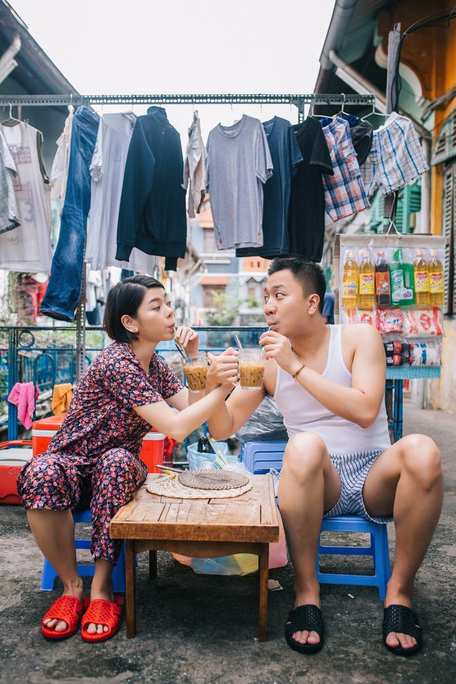 Cặp đôi có chuyện tình không giống ai và quyết định chụp bộ ảnh cưới thời bao cấp đầy bá đạo - Ảnh 26.