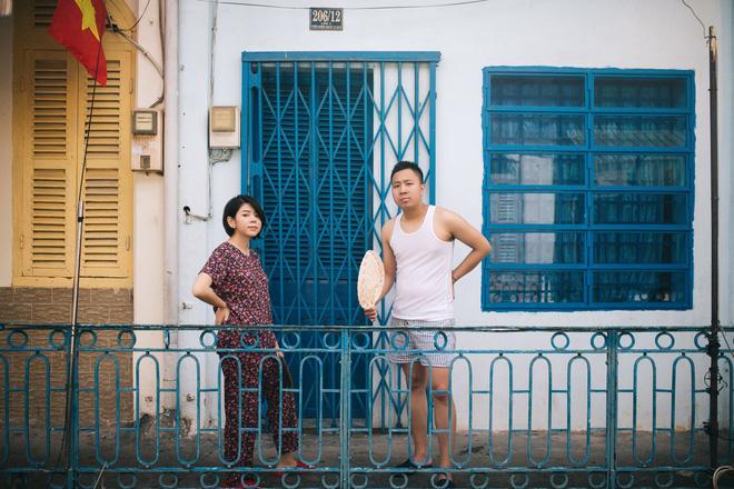 Cặp đôi có chuyện tình không giống ai và quyết định chụp bộ ảnh cưới thời bao cấp đầy bá đạo - Ảnh 4.