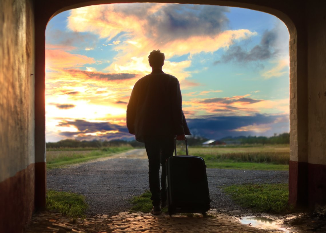 Viết cho những cô gái đi du lịch một mình: Lên đường chẳng sợ hãi để học lấy 5 bài học cuộc đời - Ảnh 1.