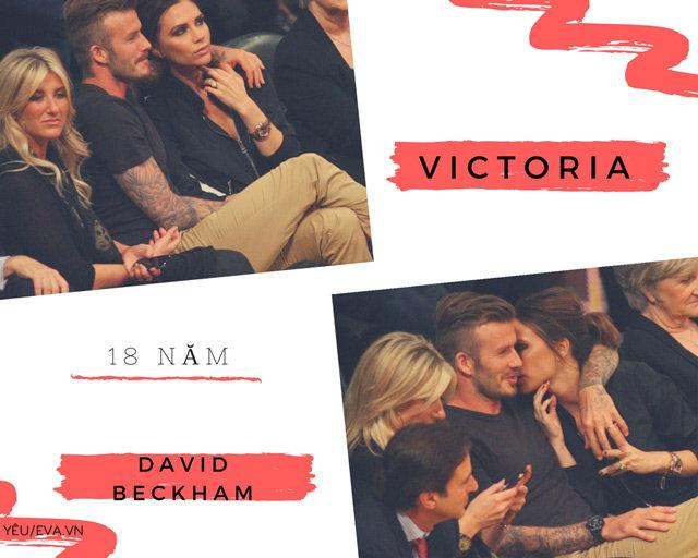 Bận trăm công nghìn việc, Victoria vẫn biết cách giữ chân người đàn ông quyến rũ nhất nhì nước Anh