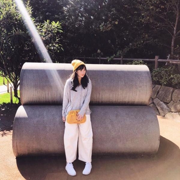Mùa đông cận kề, học ngay công thức phối áo len oversize thật chuẩn từ Kỳ Duyên, Châu Bùi