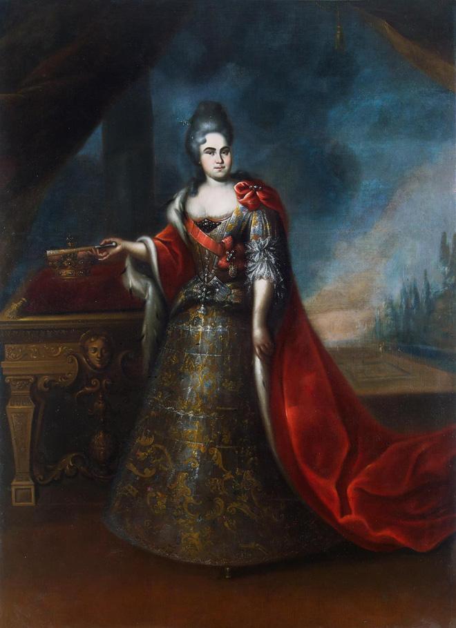 Nữ hoàng đầu tiên của nước Nga: xuất thân hầu gái nghèo không biết chữ, 10 lần đau đớn vì mất con - Ảnh 5.