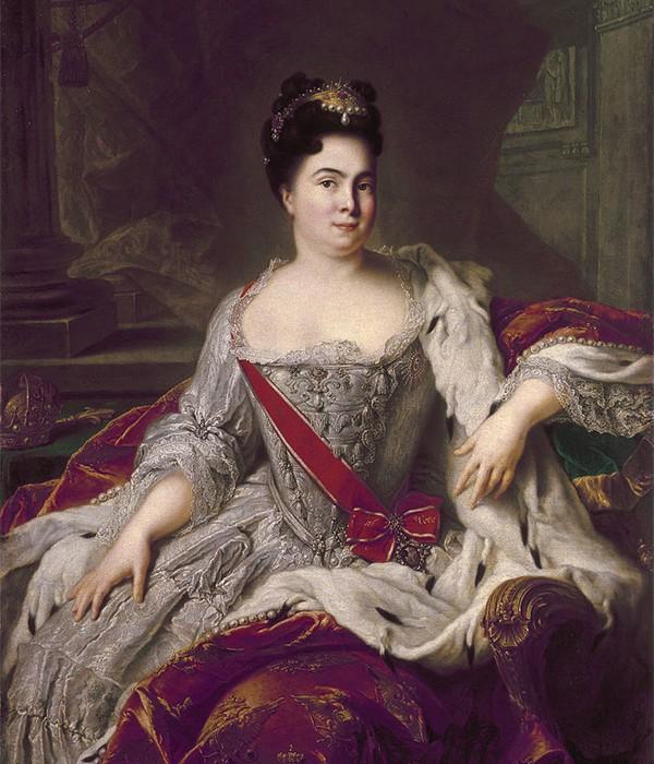 Nữ hoàng đầu tiên của nước Nga: xuất thân hầu gái nghèo không biết chữ, 10 lần đau đớn vì mất con - Ảnh 1.
