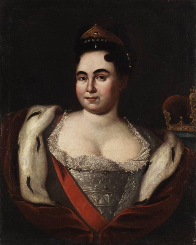 Nữ hoàng đầu tiên của nước Nga: xuất thân hầu gái nghèo không biết chữ, 10 lần đau đớn vì mất con - Ảnh 2.