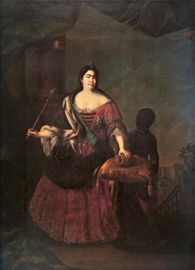 Nữ hoàng đầu tiên của nước Nga: xuất thân hầu gái nghèo không biết chữ, 10 lần đau đớn vì mất con - Ảnh 4.