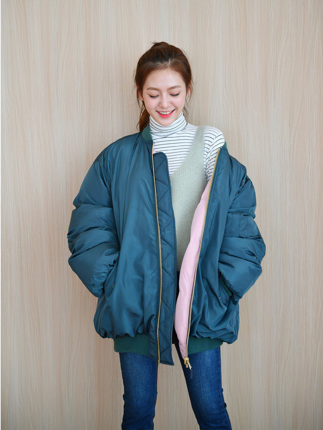 Cứ mùa lạnh đến là 7 mẫu áo khoác ấm áp này lại được các cô nàng thi nhau chưng diện - Ảnh 13.