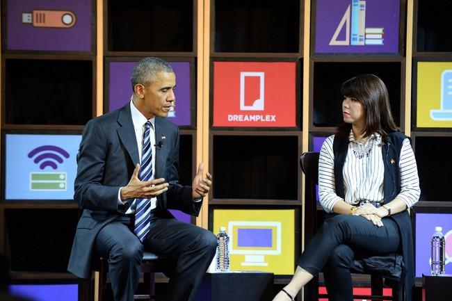 Năm 2016 giới trẻ Việt được Obama truyền cảm hứng, 2017 là Jack Ma vậy 2018 họ muốn gặp ai? - Ảnh 3.