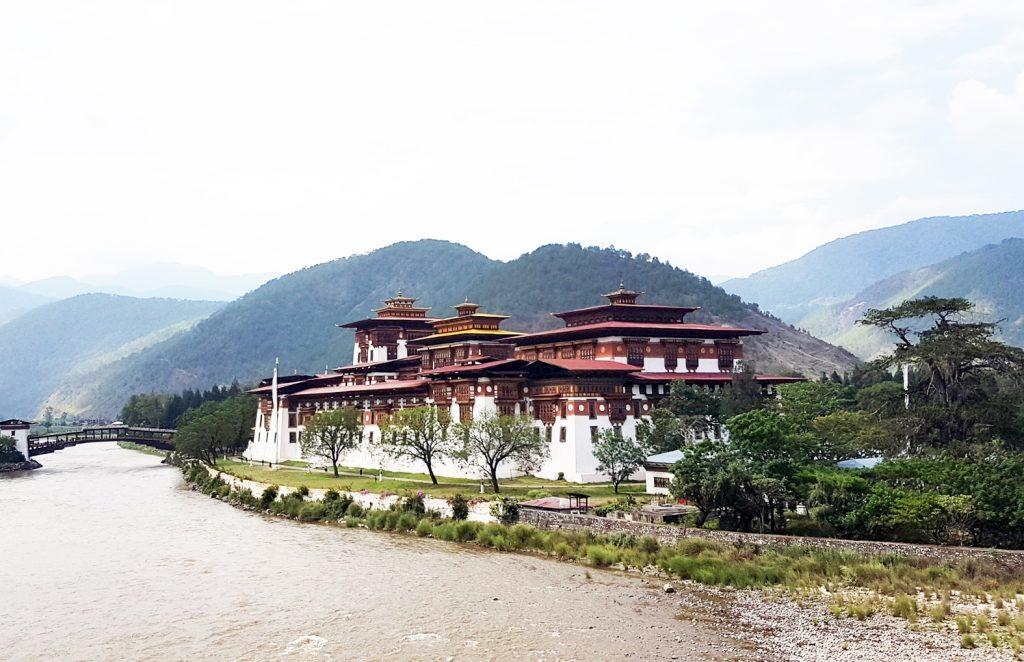 du lịch bhutan