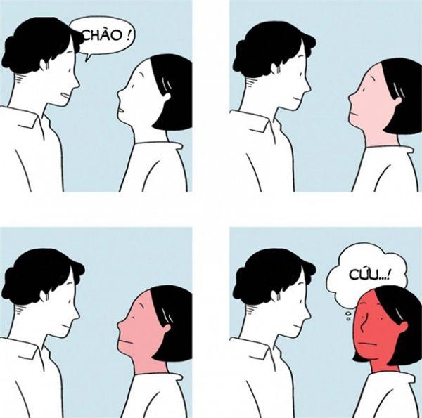 Loạt tranh dễ thương giúp hàng triệu người nhận ra: Tình yêu chỉ cần sự chân thành và đơn giản
