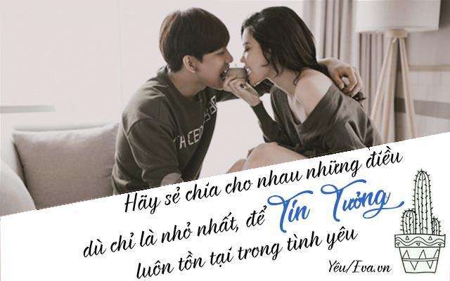 """phai chang, dau cham het cua hanh phuc se bat dau bang cau hoi """"em co con yeu anh khong?"""" - 2"""