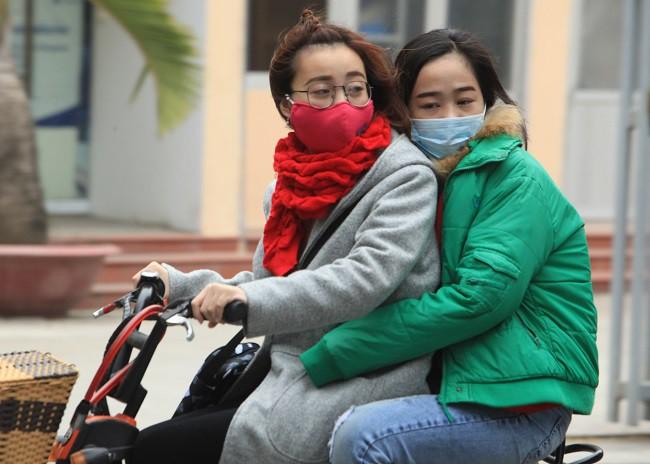 Chiều tối nay, Bắc Bộ đón không khí lạnh tăng cường, Hà Nội tụt 5 độ C - Ảnh 1.