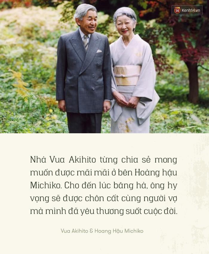 Nếu bạn không tin yêu nhau đến đầu bạc răng long là có thật, hãy đọc câu chuyện tình của nhà vua Nhật Bản Akihito - Ảnh 1.