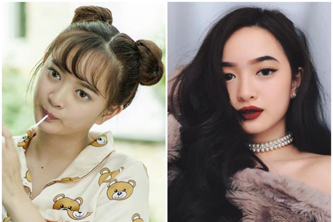 Kaity Nguyễn trong tạo hình nhân vật Linh Đan