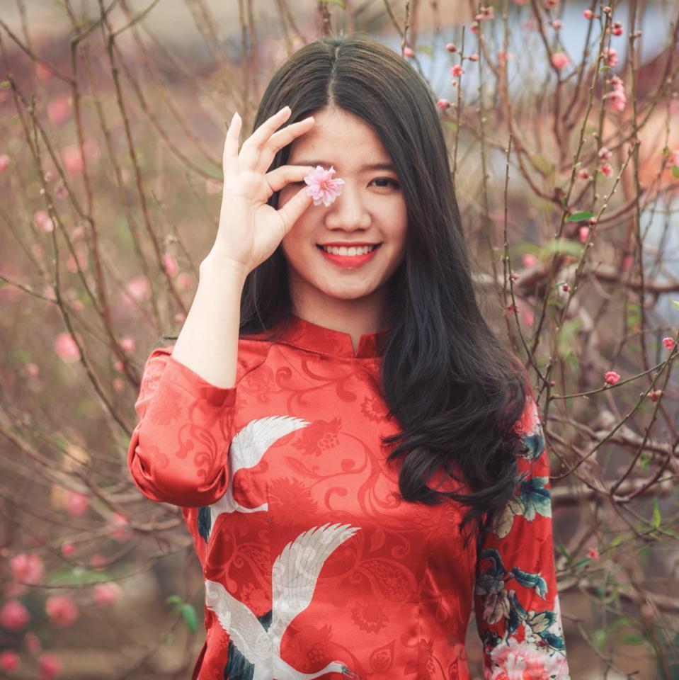 12 nữ sinh xinh đẹp nhất bước vào Chung kết cuộc thi Duyên dáng Ngoại thương là ai? - Ảnh 26.