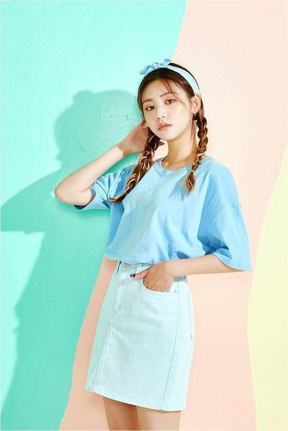 Mách các nàng công thức phối đồ xinh như gái Hàn