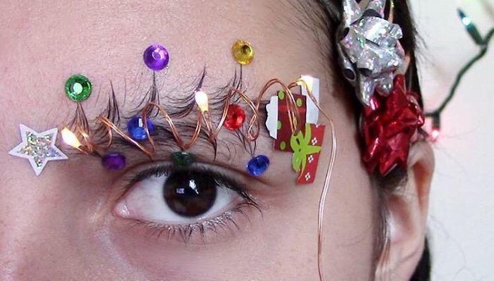 Gợi ý 14 kiểu lông mày đảm bảo bạn sáng nhất đêm Noel