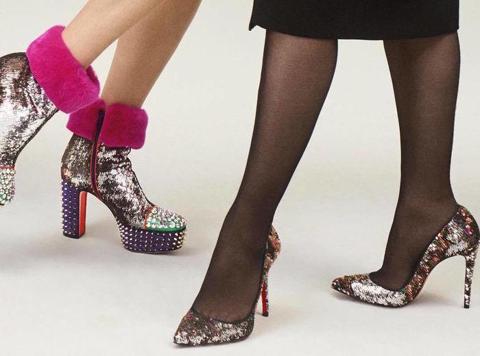 Muốn nổi bật nhất đêm Giáng sinh, bạn đừng bỏ qua 3 kiểu giày này