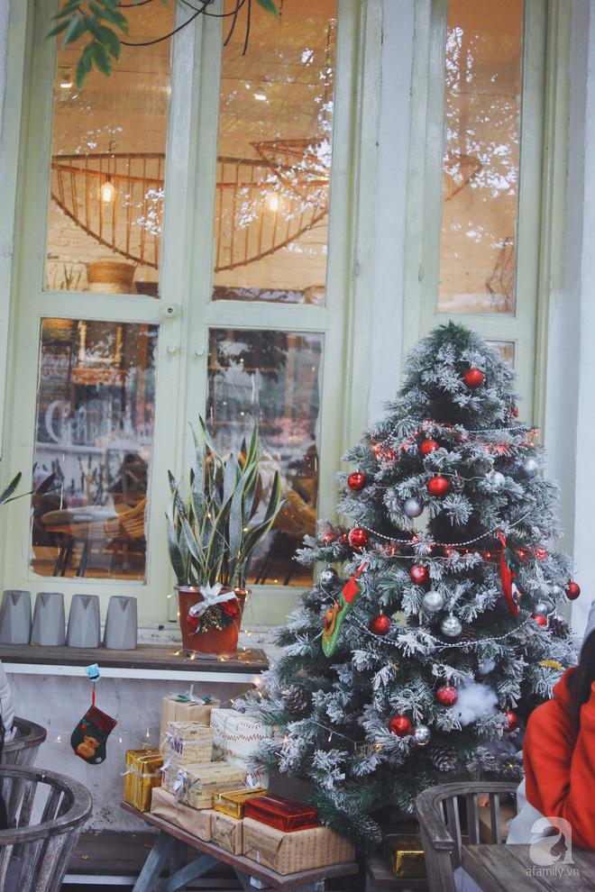 5 quán cafe vừa ấm cúng, vừa đẹp long lanh nên đến ngay trong mùa Giáng sinh - Ảnh 16.