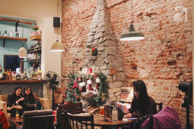 5 quán cafe vừa ấm cúng, vừa đẹp long lanh nên đến ngay trong mùa Giáng sinh - Ảnh 5.