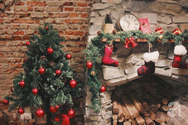 5 quán cafe vừa ấm cúng, vừa đẹp long lanh nên đến ngay trong mùa Giáng sinh - Ảnh 9.
