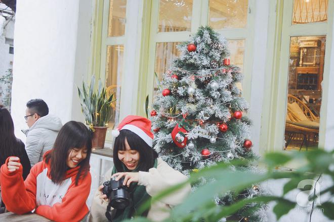 5 quán cafe vừa ấm cúng, vừa đẹp long lanh nên đến ngay trong mùa Giáng sinh - Ảnh 12.