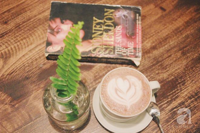 5 quán cafe vừa ấm cúng, vừa đẹp long lanh nên đến ngay trong mùa Giáng sinh - Ảnh 8.