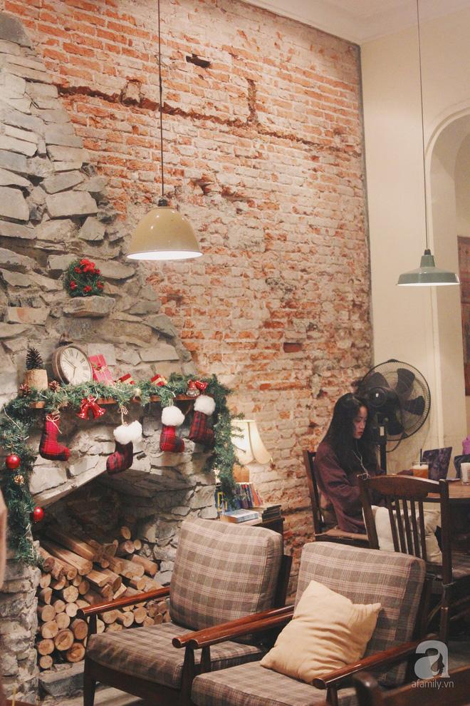 5 quán cafe vừa ấm cúng, vừa đẹp long lanh nên đến ngay trong mùa Giáng sinh - Ảnh 2.