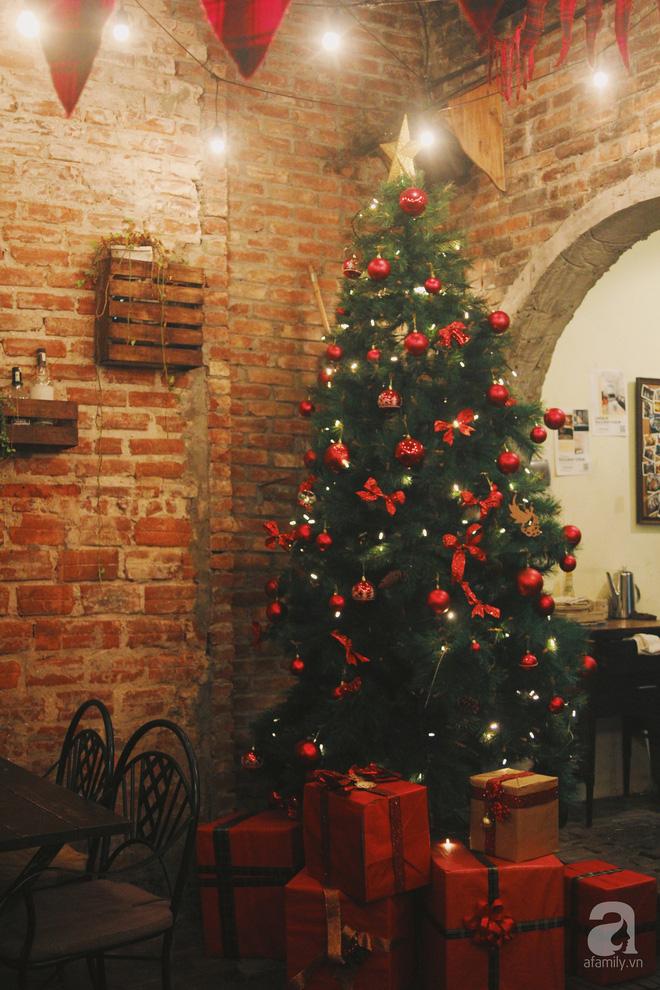 5 quán cafe vừa ấm cúng, vừa đẹp long lanh nên đến ngay trong mùa Giáng sinh - Ảnh 7.
