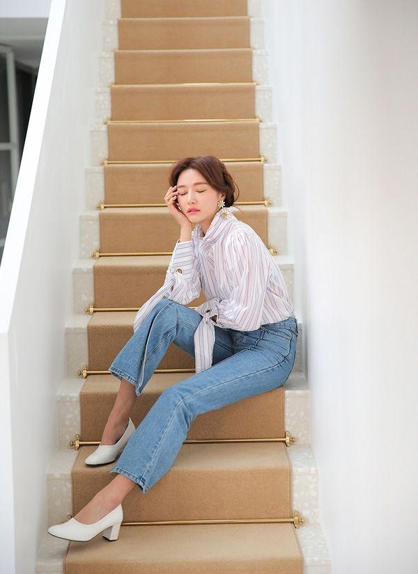 10 xu hướng thời trang được gái Hàn yêu thích
