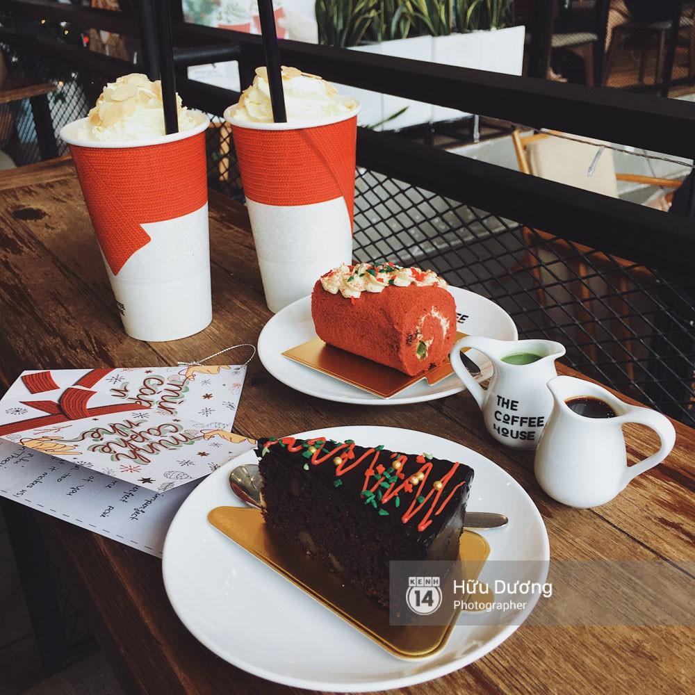 Chỉ cần mua một món đồ uống tại 3 quán cà phê này là bạn đã có thể cầm cả giáng sinh trong tay! - Ảnh 8.