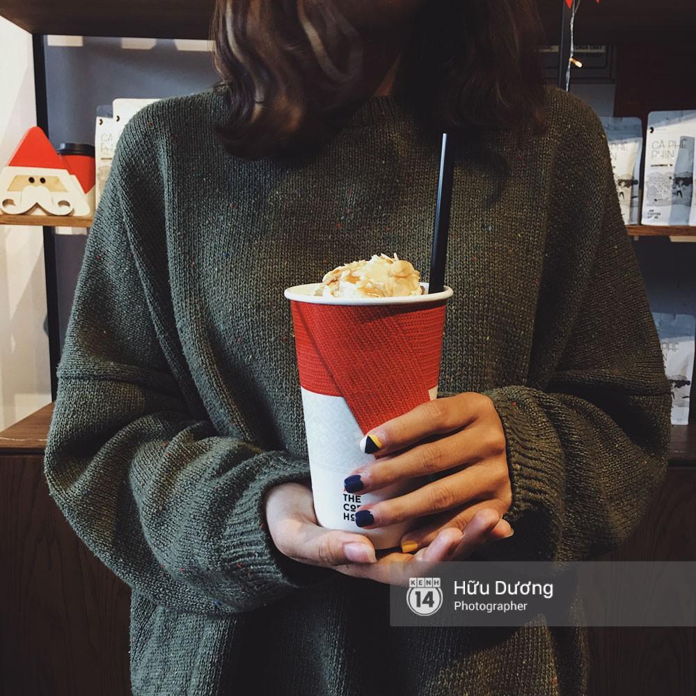 Chỉ cần mua một món đồ uống tại 3 quán cà phê này là bạn đã có thể cầm cả giáng sinh trong tay! - Ảnh 12.