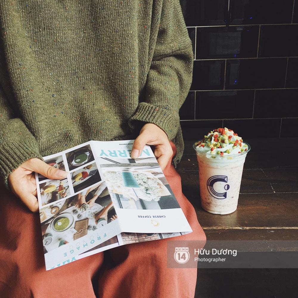 Chỉ cần mua một món đồ uống tại 3 quán cà phê này là bạn đã có thể cầm cả giáng sinh trong tay! - Ảnh 17.