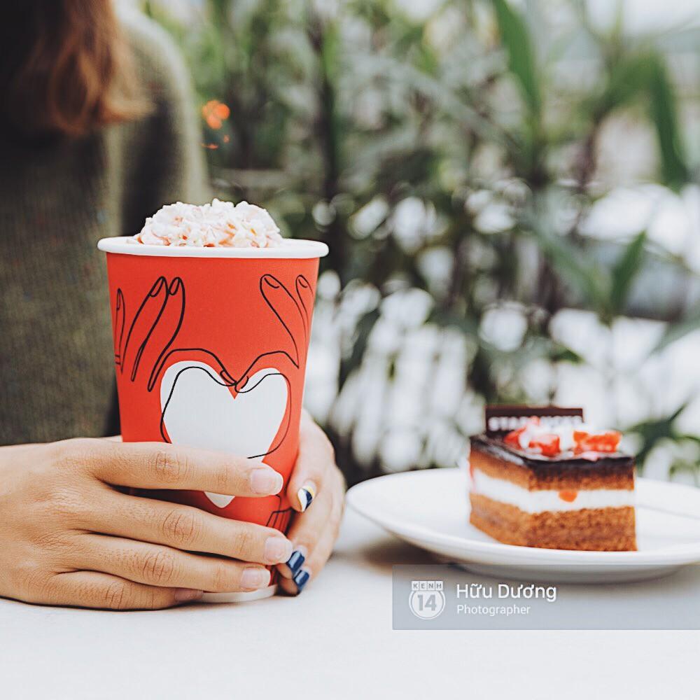 Chỉ cần mua một món đồ uống tại 3 quán cà phê này là bạn đã có thể cầm cả giáng sinh trong tay! - Ảnh 5.