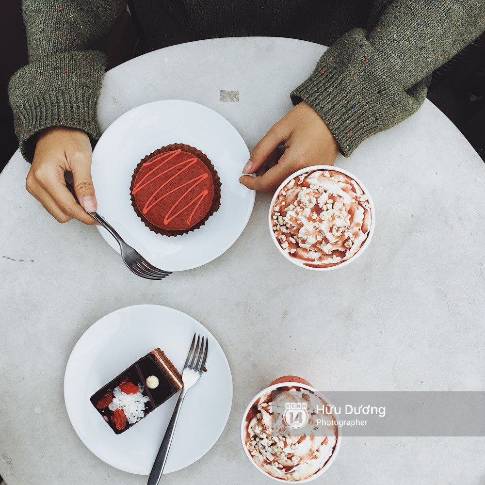 Chỉ cần mua một món đồ uống tại 3 quán cà phê này là bạn đã có thể cầm cả giáng sinh trong tay! - Ảnh 4.