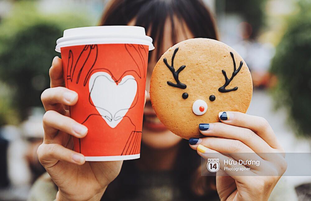 Chỉ cần mua một món đồ uống tại 3 quán cà phê này là bạn đã có thể cầm cả giáng sinh trong tay! - Ảnh 6.