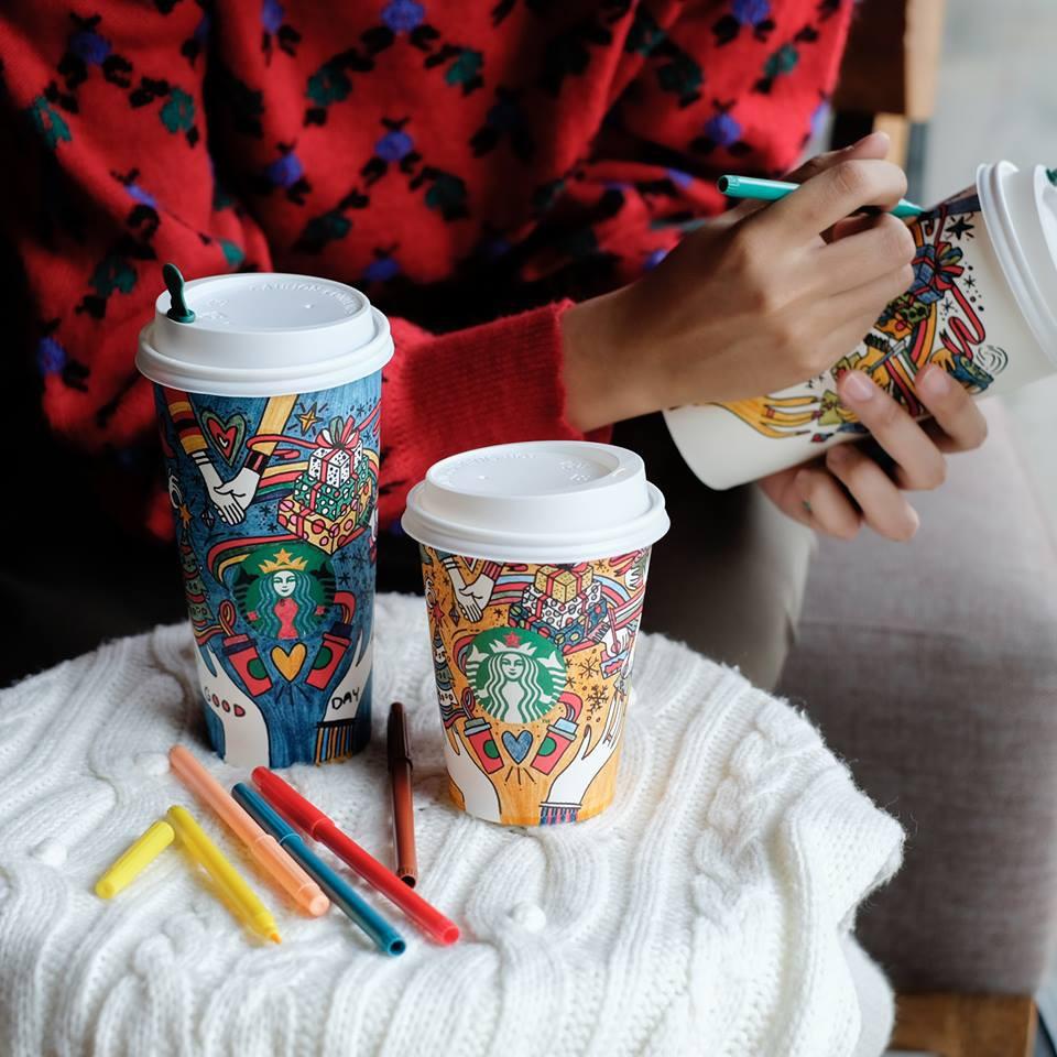 Chỉ cần mua một món đồ uống tại 3 quán cà phê này là bạn đã có thể cầm cả giáng sinh trong tay! - Ảnh 3.