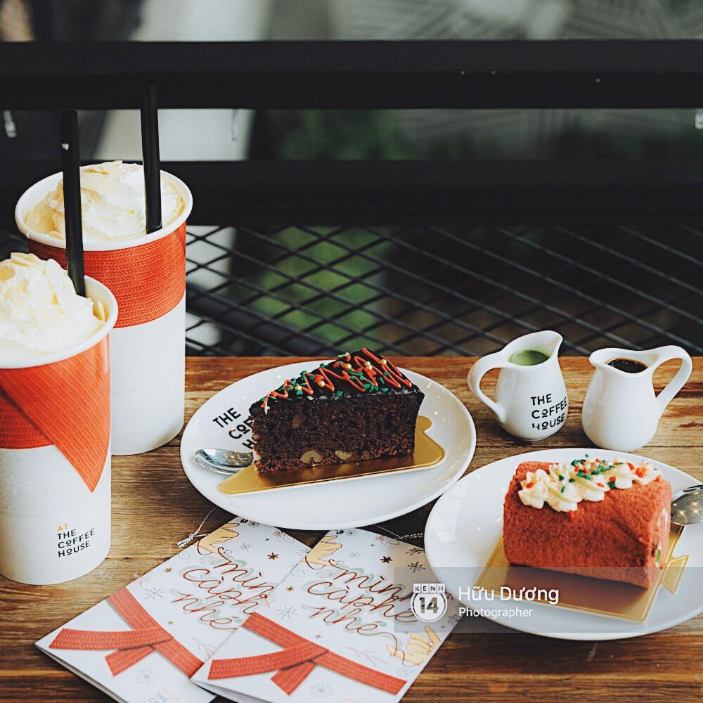 Chỉ cần mua một món đồ uống tại 3 quán cà phê này là bạn đã có thể cầm cả giáng sinh trong tay! - Ảnh 1.